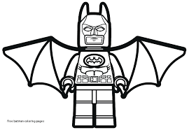 Pictures Of Batman Coloring Pages Coloring Pages