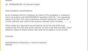 Employee Incident Report Template To Word Document Monster Affiliate