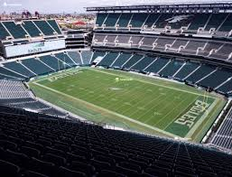 Lincoln Financial Field Section 206 Seat Views Seatgeek