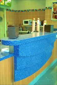 diy glass countertop recycled glass reviews front