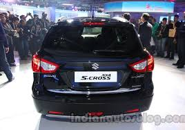 new car launches of maruti suzukiAuto Expo 2014 Maruti Suzuki unveils miniSUV SX4 replacement