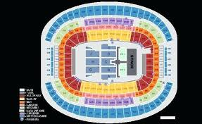 Wwe Seating Chart Toyota Center Toyota Center Seating Map Kissgolf Co