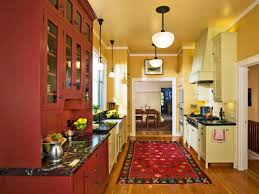 Red Country Kitchen Cabinets 14 Yellow And Red Country Kitchen Photonetinfo