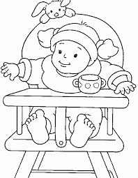 Small Picture Baby coloring pages free