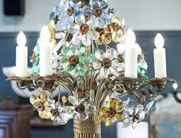 multi colored crystal chandelier engaging antique multicolored crystal gypsy multi colored amber archived on lighting