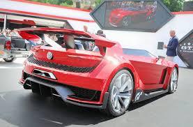 Volkswagen GTI Roadster concept in metal - Automotorblog