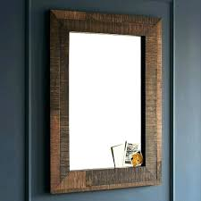 wood framed bathroom mirrors. Rustic Wood Bathroom Mirror Wonderful Wooden Framed Vanity Timber Mirrors I