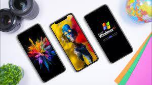 Live Wallpaper Iphone Windows Xp
