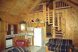 cabin 3 whitetail deer interior