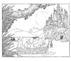 19 Ravenclaw Drawing Coloring Page Huge Freebie Download For
