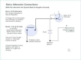 1 wire alternator wiring diagram for ammeter great installation of car ammeter wiring diagram vw diagrams online how to understand for rh ttgame info tractor alternator