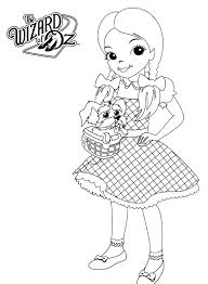 Small Picture The Great Wizard of Oz Coloring Pages ALLMADECINE Weddings