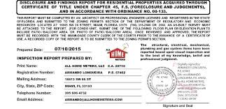 florida wind mitigation inspection form miami home inspection miami inspections