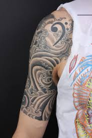 Sleeve Tattoos Amusing Half Sleeve Tattoo For Men Tattoomagz Ideas