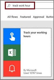 How To Track Your Work Hours And Work Location Using Microsoft Flow
