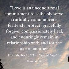 The Meaning Of Love Quotes Unique The Seven Laws Of Love Quotes From The Book Faith Truth