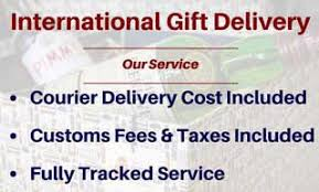 international gift delivery service by the british her pany