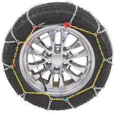 Titan Chain Alloy Snow Tire Chains Diamond Pattern