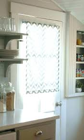 arched front door window coverings treatments ideas14