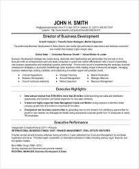 Business Resume Templates Mesmerizing 40 Business Resume Templates PDF DOC Free Premium Templates
