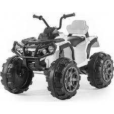<b>Детский квадроцикл BDM Grizzly</b> ATV White 12V с пультом 2.4G ...