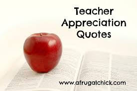 Appreciation Quotes For Teachers Delectable Teacher Appreciation Crafts
