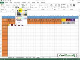 attendance spreadsheet excel attendance sheet how to create professional attendance sheet an