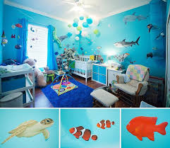 baby themed rooms. wonders themed ocean baby nursery work dolphin trainer and both husband huge passion undersea blue beautiful furniture room decoration rooms