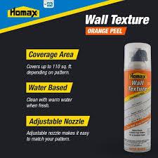 homax 20 oz wall orange l low odor