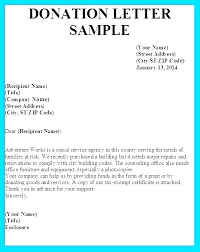 Non Profit Donation Letter Template Donations Request Letter Template Advmobile Info