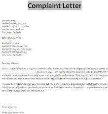complaint letter letters font what is complaint letter in business communication complaint letter complaint letter