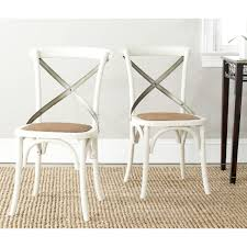 x back dining chairs. Safavieh Country Classic Dining Eleanor Antique White X-Back Chairs ( Set Of 2) - Free Shipping Today Overstock 15217069 X Back V