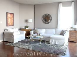 Purple Decorating Living Rooms The Creative Imperative House Tour Purple And Gray Living Room