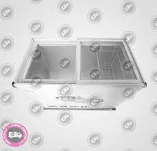 chest freezer glass top commercial kitchen equipment dubai