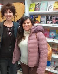 Veronica Pivetti ai microfoni di Ortica Social in occasione della  presentazione del suo libro a Ladispoli - Ortica Social