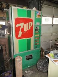 Vintage 7up Vending Machine For Sale Adorable VINTAGE 48UP SODA Vending Machine 4848 PicClick
