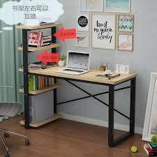 Small desk with bookshelf Shelving Unit Tb2djcadnpufjszphxxbchpxa325066319jpg600x600q80jpg Ikea Computer Table Simple Desktop Home Small Desk Bookshelf