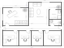 draw floor plans office. Office Drawing Floor Plans Draw A Plan With Measurements F