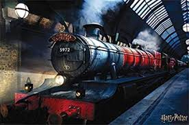 Most Likely Hogwarts Express Coloring Page And Harry Potter