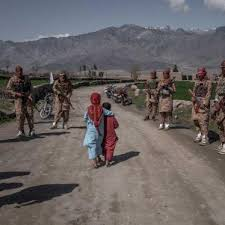 A police outpost was destroyed by the taliban after the group had. Education Social Restrictions And Justice In Taliban Held Afghanistan Hrw