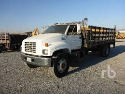 All Chevy chevy c6500 flatbed : Chevrolet Kodiak C6500 Flatbed Trucks For Sale ▷ Used Trucks On ...