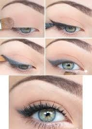 natural but pretty eye makeup