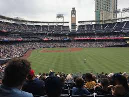Petco Park Section 131 Home Of San Diego Padres