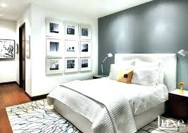dark gray accent wall master bedroom focal wall ideas painting a bedroom grey white master bedroom