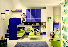 ... Storage furniture and bunk beds, modern kids room design