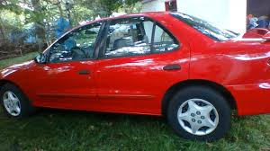 Chevrolet Cavalier Questions - 2000 Red Chevy Cavalier. I am ...