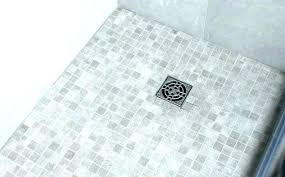 non slip shower floor home depot shower floor home and furniture artistic home depot pebble tile non slip shower floor