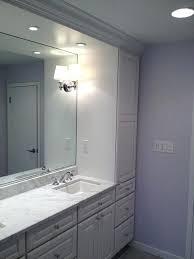 traditional bathroom lighting ideas white free standin. vanities built in vanity ideas white cabinets traditional bathroom lighting free standin