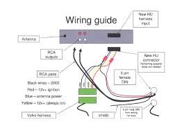 aftermarket radio to factory amp wiring help volvo forums unusual 2006 Volvo XC90 CAN-BUS Wiring-Diagram at Volvo Xc90 Rear Entertainment System 2006 Wiring Diagram