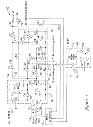 patent us8310801 flame sensing voltage dependent on application patent drawing